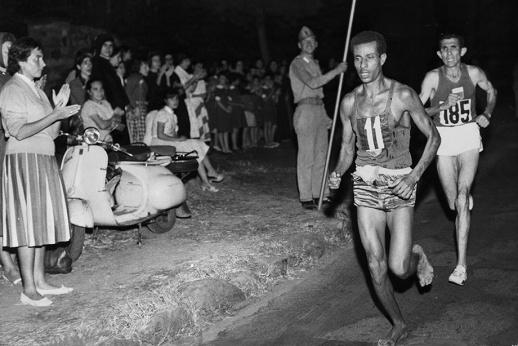Приговорённый. Как босоногий марафонец поразил мир на Олимпиаде