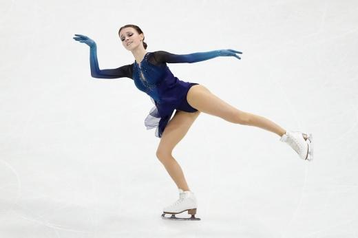 Щербакова разорвала всех на чемпионате мира по фигурному катанию. И уже получила медаль!