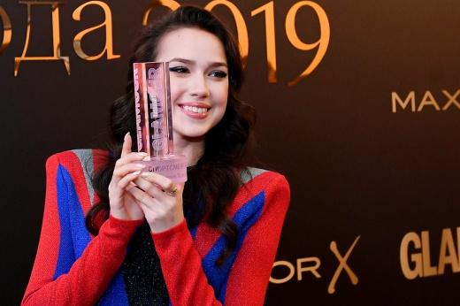 Премия Glamour. За что Загитовой дали звание спортсменки года