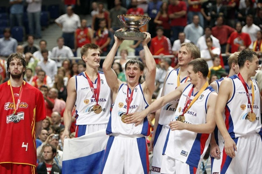 Форвард «Юта Джаз» Андрей Кириленко участвовал в Матче звёзд НБА-2004, как это было
