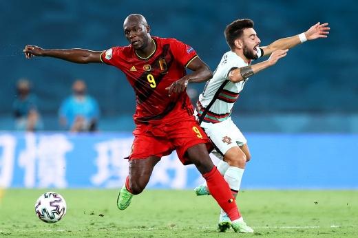 Лучше бы Бельгия и Португалия вылетели вместе. Так играть в атаке нельзя