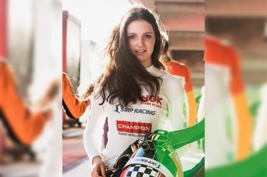 16-летняя россиянка выступит в женской «формуле». Ира обошла восемь конкуренток