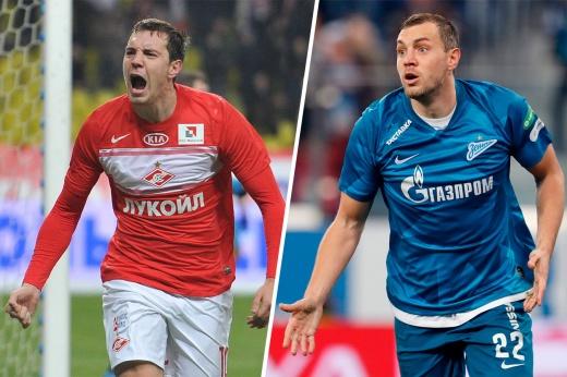 5 лет назад Дзюба ушёл из «Спартака» в «Зенит»: кто выиграл и проиграл от этого трансфера