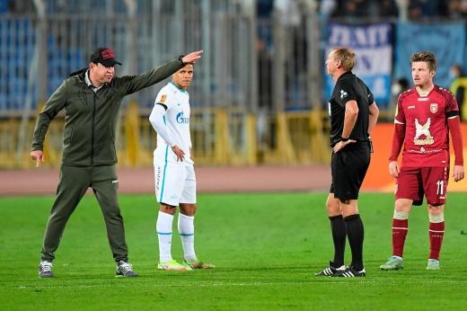 «Слуцкий ещё до игры ненавидел Иванова». Разбор судейства 8-го тура РПЛ