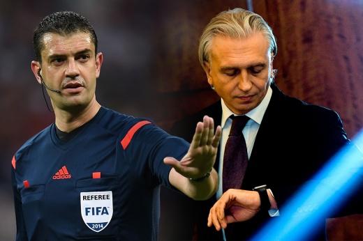 Питер решает. Зачем футболу России иностранный глава судей
