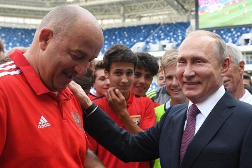 Путин дал понять, что Черчесову пора уйти? Отвечает автор книг о президенте