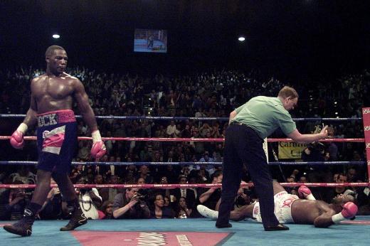 История бокса: Леннокс Льюис три раза проигрывал советским боксёрам