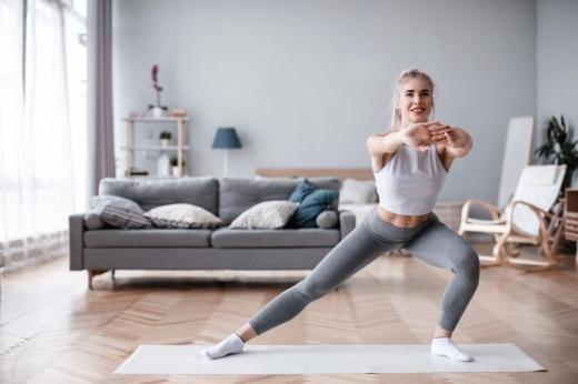 Полная прокачка: домашняя тренировка на все группы мышц