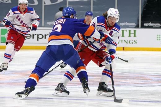 Нью-Джерси — Рейнджерс — 0:3 – видео, голы, обзор матча регулярного чемпионата НХЛ 2021