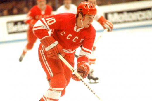 Как Анатолий Фирсов забил свой знаменитый гол Канаде на ЧМ-1967