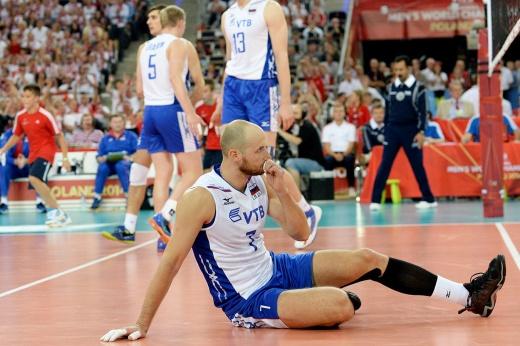 «Я ни в кого не плевал». Скандальный матч России и Польши на чемпионате мира по волейболу