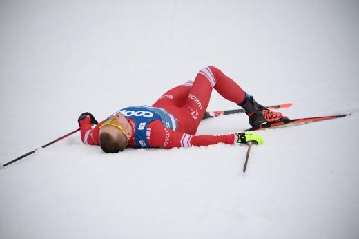 Большунов рассыпался. А блестящие норвежцы дружно оставили сборную России без медалей