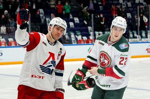 Галиев — в «Динамо», Ткачёв — в «Тракторе». Таблица трансферов КХЛ
