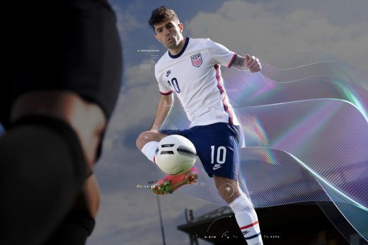 Тест. Угадай футболиста по его внешности в FIFA 22