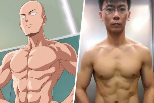 Ударная тренировка: как самый сильный персонаж аниме получил свою силу
