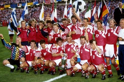 Они случайно попали на Евро — и победили! Где сейчас герои сенсационной сборной Дании-1992