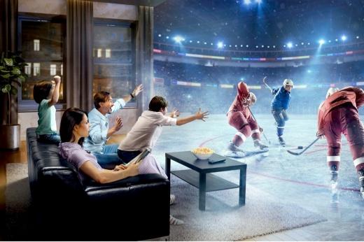 Как смотреть хоккей дома? Инструкция для новичка
