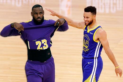 Леброн загрустил, Карри обрадовался. НБА провернула потрясающий манёвр