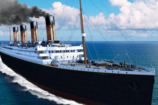 Для игры Mafia: The City of Lost Heaven уже 15 лет строят «Титаник». Посмотрите на него!
