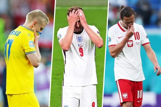 Главные разочарования группового этапа Евро. Тут только те, от кого реально ждали многого