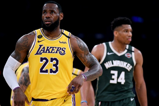 Хитрый план в действии. Леброн переманивает в «Лейкерс» самого ценного игрока НБА