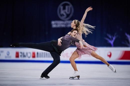 Синицина и Кацалапов вернули России золото в танцах. Блестящее окончание чемпионата мира!