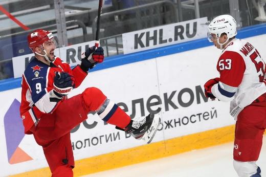 Прогнозы на второй раунд Кубка Гагарина плей-офф КХЛ сезона-2020/2021