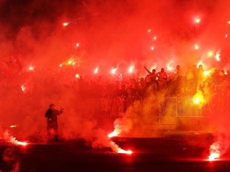 Вечный бой в Белграде