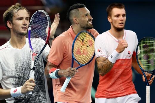 «Ролан Гаррос» — 2021: Даниил Медведев впервые пробился во второй круг турнира, россиянин переиграл Александра Бублика
