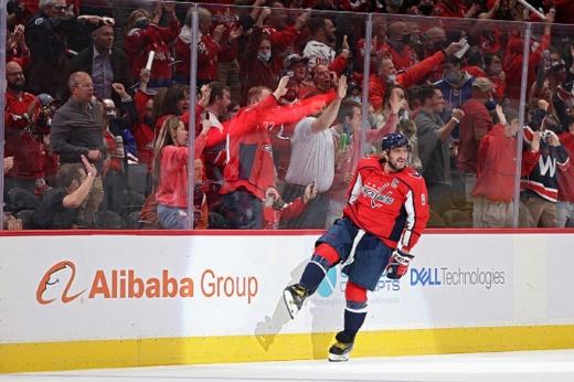 «Вашингтон» — «Рейнджерс» — 5:1 — голы, видео, обзор матча НХЛ, игра Евгения Кузнецова