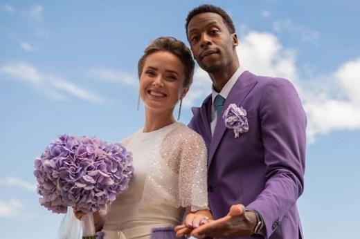 Теперь Элина Монфис! Свадьба Свитолиной и французского теннисиста на фоне Женевского озера