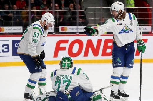 КХЛ остановила сезон на неделю. Будет «финал шести»?