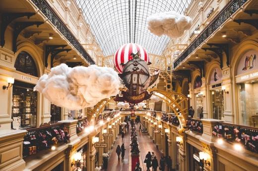Небоскрёбы и шикарный особняк: что посмотреть в Москве за три дня?