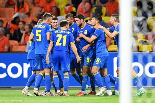 Украина сыграла гораздо интереснее России! Но пока обе команды без очков