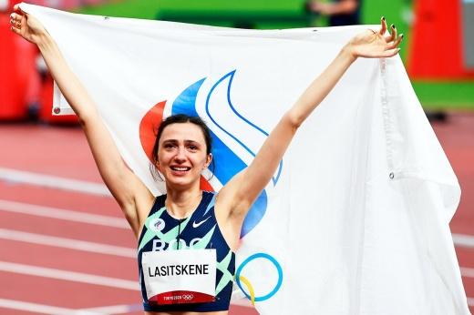 Маша — величайшая! Об этом золоте Ласицкене на Олимпиаде нужно снимать фильм!