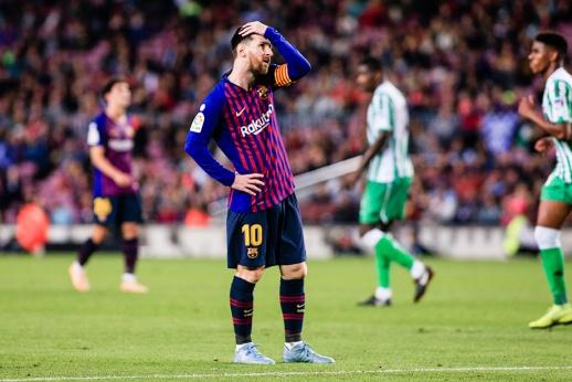 «Барселона» пропустила дома четыре гола. Что это было?