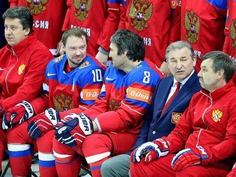 Не надо держать место для Овечкина! Какой будет заявка сборной России?