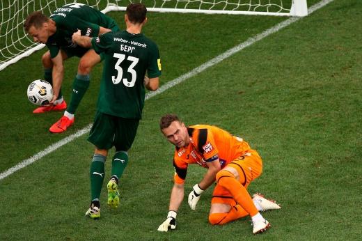 Гончаренко пытался обмануть «Краснодар». Но супергол Вандерсона лишил ЦСКА победы