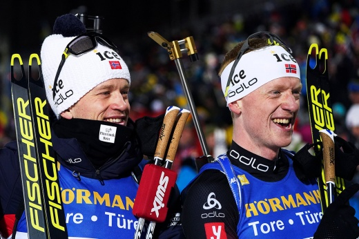 «Это наше требование к России». Норвежцы добиваются от российских биатлонистов покаяния