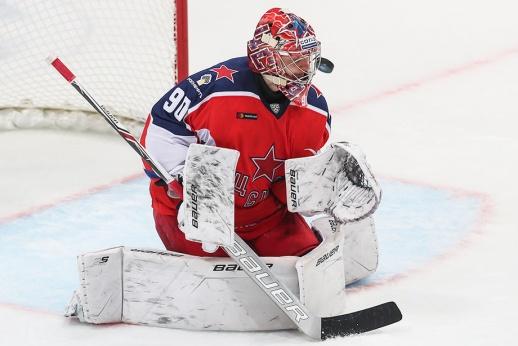 7 лучших вратарей КХЛ, от чьей игры кружится голова