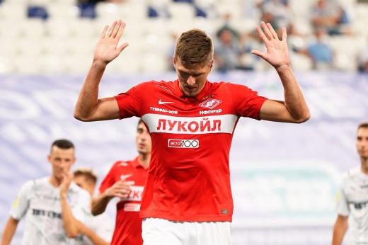 Первая победа «Спартака» Витории! Соболев рвётся в сборную с помощью пенальти