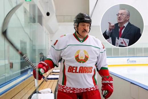 «Лукашенко издевается над планетой. Беларусь гуляет на улицах, и он сам играет в хоккей»
