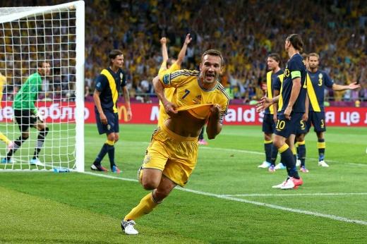 У сборной Украины уже была одна эпохальная победа над шведами. Могут повторить?