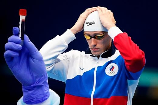 Российский олимпиец показал, как обмануть тест на ковид. Ну нельзя же так подставляться!