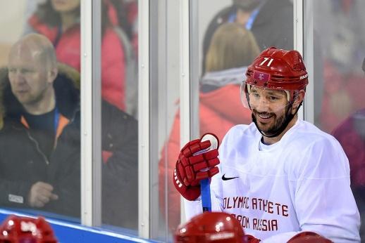 Тренировка России и битва Канады. Кто и с кем сыграет в четвертьфинале