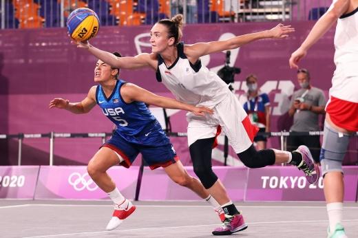 «Играли всем сердцем». Россия мощно зарубилась с США на Олимпиаде в Токио!