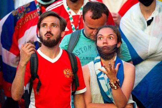 Они едины, а мы — нет. Чего тогда вы хотите от сборной России?