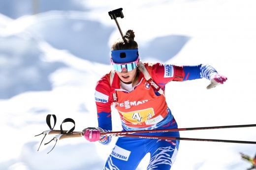 Чемпионат мира по летнему биатлону — 2021: женский суперспринт, результаты — россиянка Казакевич упустила победу