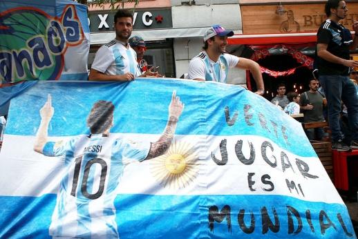 Что думают аргентинские болельщики о «ночном позоре». Свежие эмоции