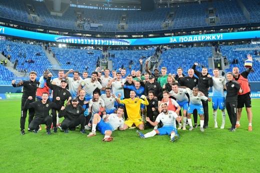 Фарм-клуб, говорите? «Сочи» победил «Зенит» и не дал чемпиону уйти в отрыв!